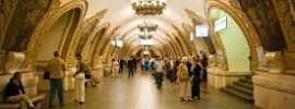 The Wonderful Moscow Metro