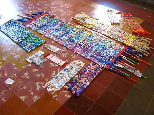 Envolturas art project image