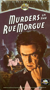 Wright Hair - Murders in teh Rue Morgue