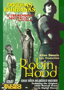 Wright Hair - Robin Hood (1922)