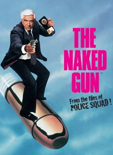 Wright Hair - The Naked Gun