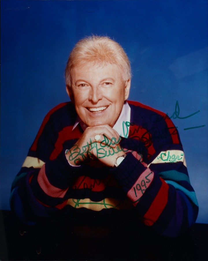 Photo of Kenny Kingston: 'Legendary Celebrity Psychic' taken in 1995.