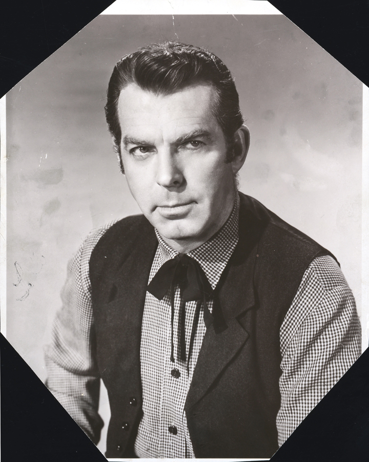Lace Front hairpiece for Fred MacMurray.